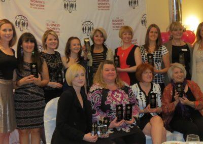 2015 Gala Award Winners